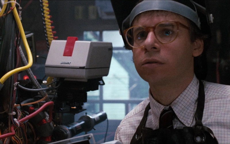 Sony Device Used by Rick Moranis as Wayne Szalinski in Honey, I Shrunk the Kids