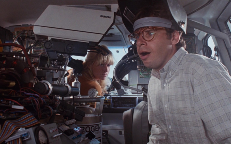 Sony Device of Rick Moranis as Wayne Szalinski in Honey, I Blew Up the Kid Movie (2)