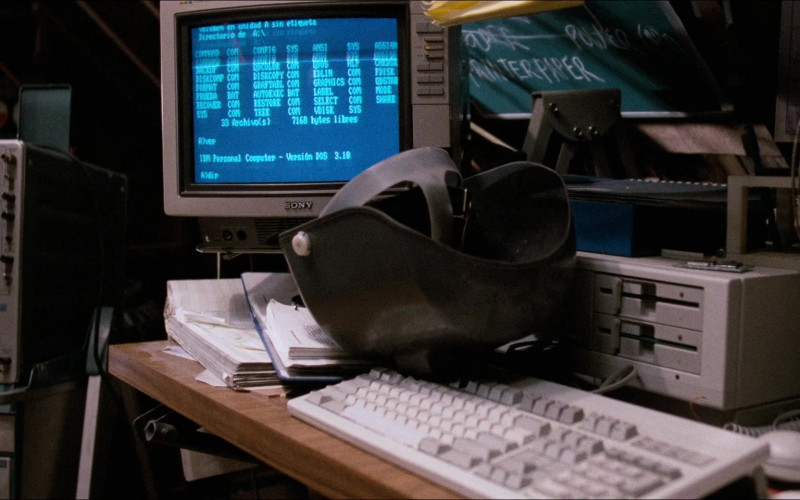 Sony Monitor in Honey, I Shrunk the Kids (1989)