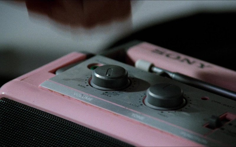 Sony Pink Recorder in Honey, I Shrunk the Kids (1989)