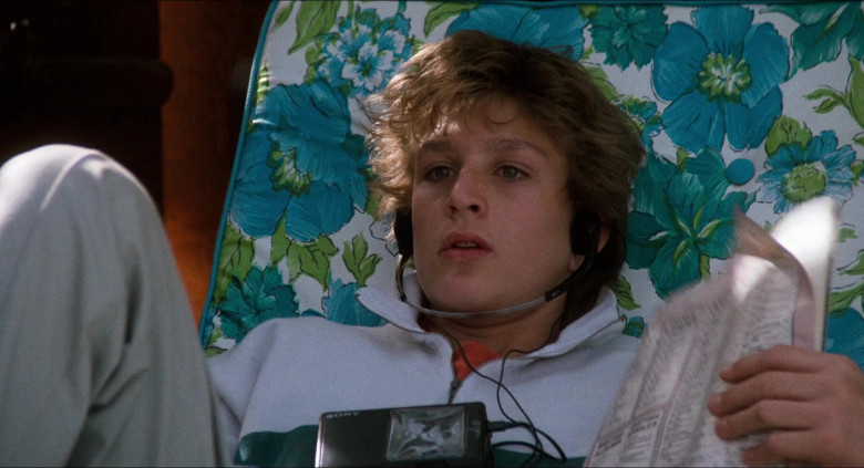 Sony Portable Cassette Player of Thomas Wilson Brown as Russell 'Little Russ' Thompson Jr.