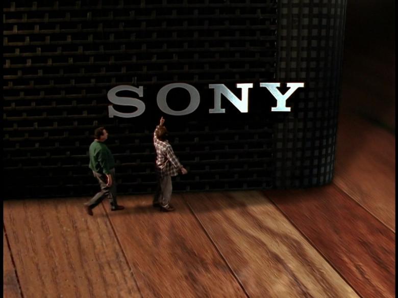 Sony Speaker in Honey, We Shrunk Ourselves! Movie (1)
