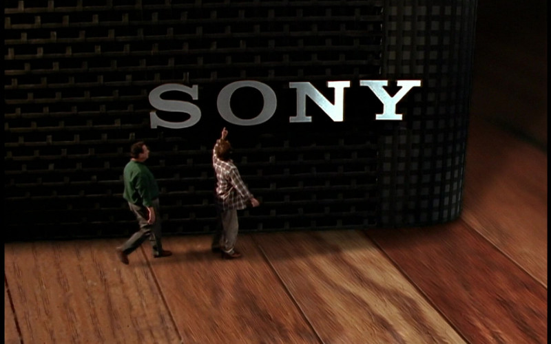 Sony Speaker in Honey, We Shrunk Ourselves! Movie (1)