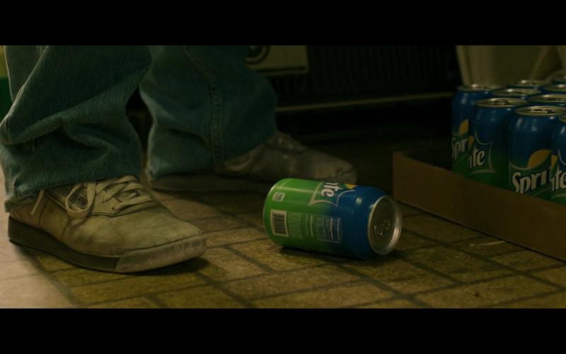 Sprite Soda Cans in Hillbilly Elegy (2020)