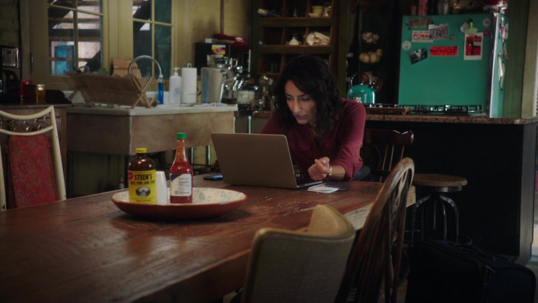 Steen's Syrup in NCIS New Orleans S07E01 Something in the Air, Part 1 (1)