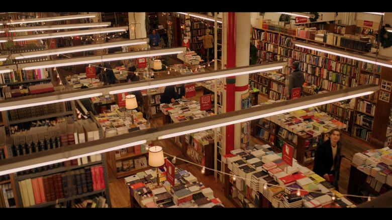 Strand Book Store in Dash & Lily S01E01 (3)