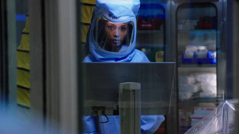 Stryker Personal Protection Equipments in Chicago Med S06E01 TV Show (1)
