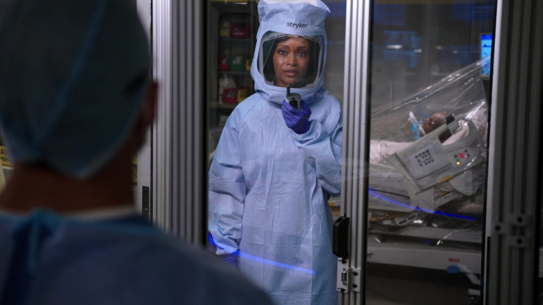 Stryker Personal Protection Equipments in Chicago Med S06E01 TV Show (3)