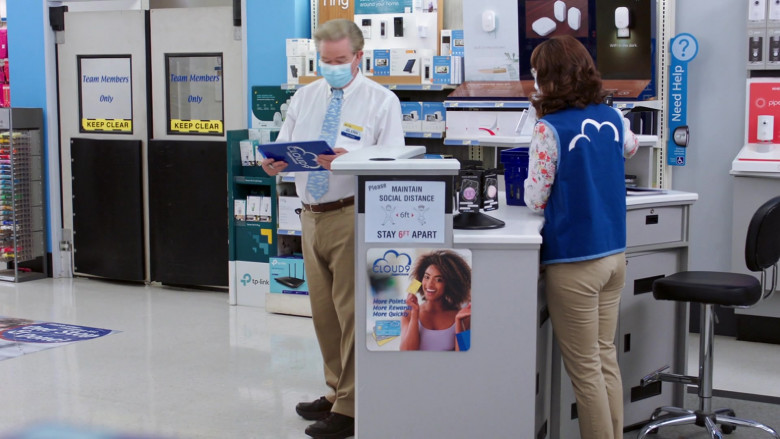 TP-Link Routers in Superstore S06E03 Floor Supervisor (2020)