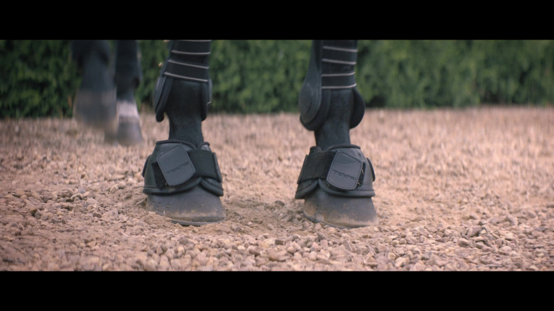 Tekna Horse Fancy Stitched Open Front Boots in Black Beauty (2020)