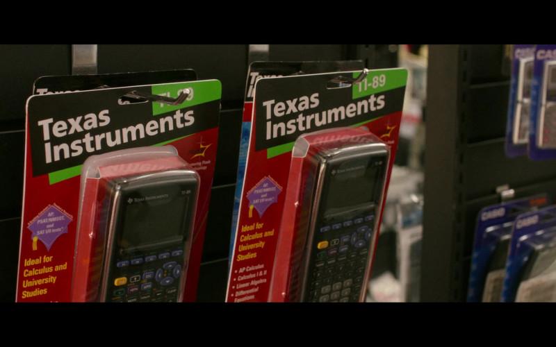 Texas Instruments Calculators in Hillbilly Elegy (1)