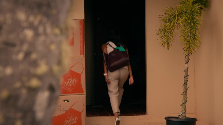 The Home Depot Boxes in Operation Christmas Drop Movie (1)