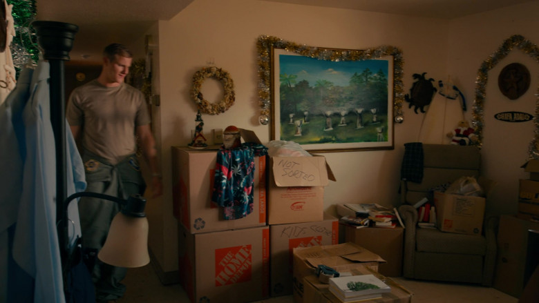 The Home Depot Boxes in Operation Christmas Drop Movie (3)