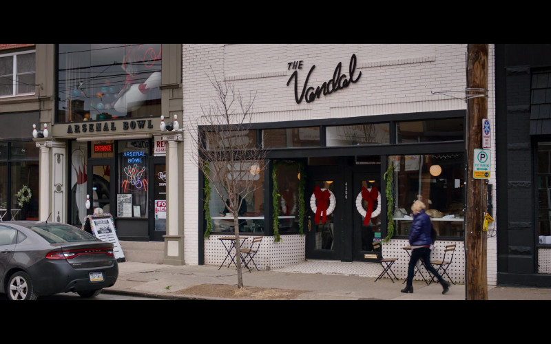 The Vandal New American Restaurant in Happiest Season (1)
