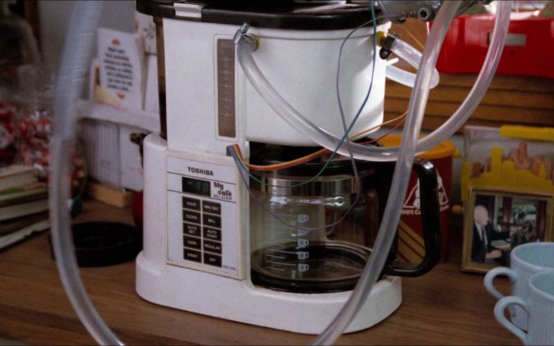 Toshiba My Cafe Coffee Maker in Honey, I Shrunk the Kids (1989)
