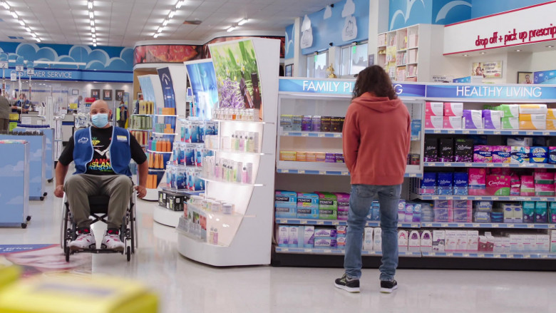 Trojan, Stayfree, Tampax, Carefree, Monistat, RepHresh in Superstore S06E03 Floor Supervisor (2020)