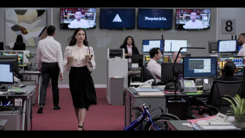 Tuck Bike in Industry S01E02 Quiet and Nice (2020)