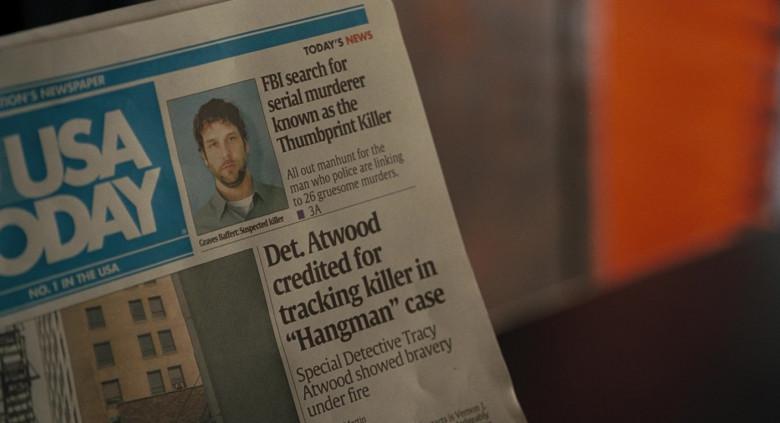 USA Today Newspaper in Mr. Brooks Movie (1)