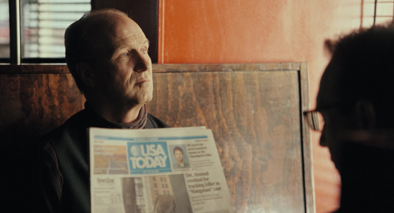 USA Today Newspaper in Mr. Brooks Movie (2)
