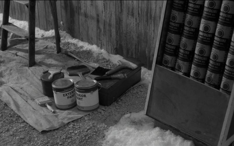 Valvoline Motor Oil in Fargo S04E09 EastWest (2020)