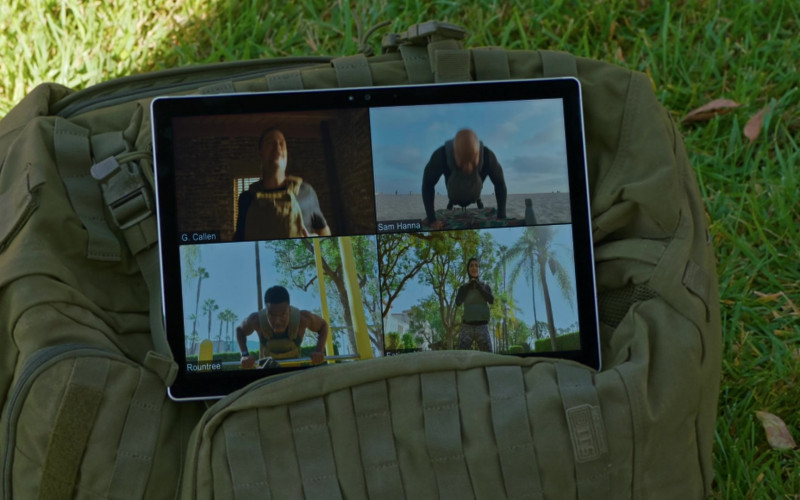 5.11 Tactical Bag in NCIS Los Angeles S12E04