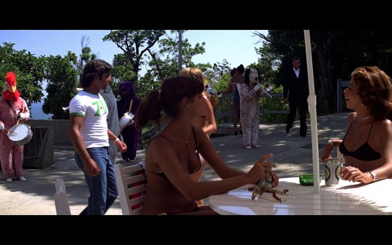 7UP Men's T-Shirt in Moonraker (1979)