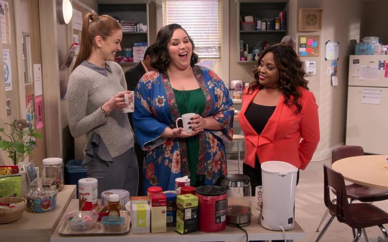 Adams & Brooks Coffee Rio Original Coffee Candies and Celestial Seasonings Tea in Mr. Iglesias S03E02 (1)