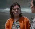 Adidas Women's Orange Jacket of Shannon Berry as Dot Campbel...