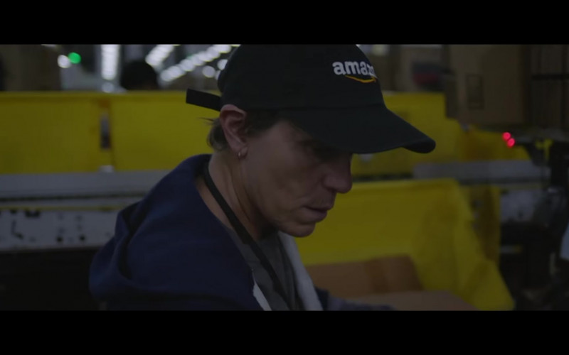 Amazon Cap of Frances McDormand as Fern in Nomadland (1)