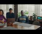 Apple MacBook Laptop of Chrissie Fit as Amanda Fletcher in A...