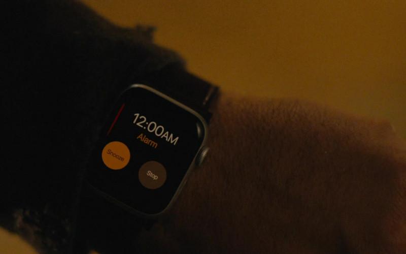 Apple Watch of Vince Vaughn in Freaky (2020)