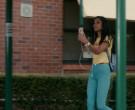 Apple iPhone Smartphone of Sophia Taylor Ali as Fatin Jadman...