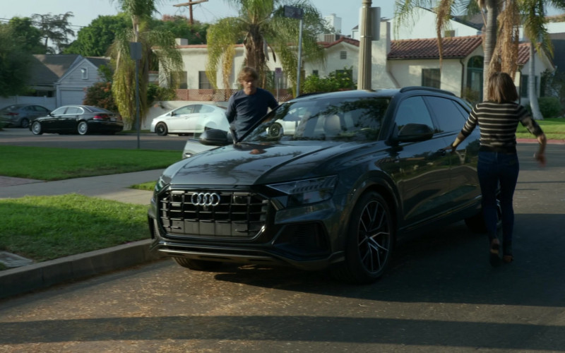Audi Q8 Car of Daniela Ruah as Kensi Blye in NCIS Los Angeles S12E05 (1)