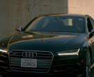 Audi S7 Black Car of Ralph Macchio as Daniel LaRusso in Cobr...