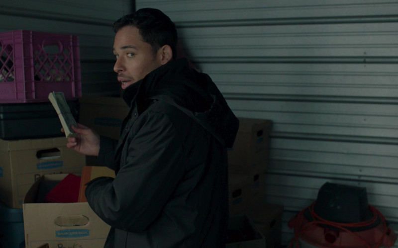 Bankers Boxes in Honest Thief Movie (2)
