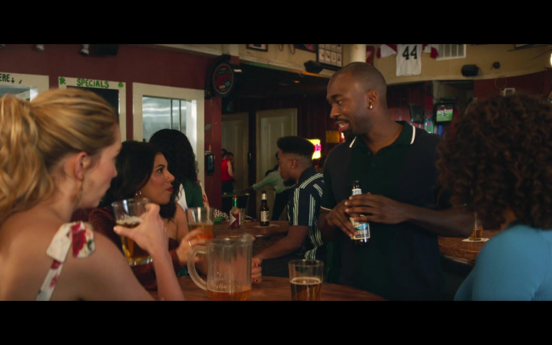 Blue Moon Beer of Jay Pharoah as Dave Berger in All My Life (2020)