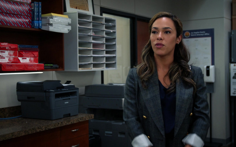 Brother Printer in All Rise S02E04 Bad Beat (2020)