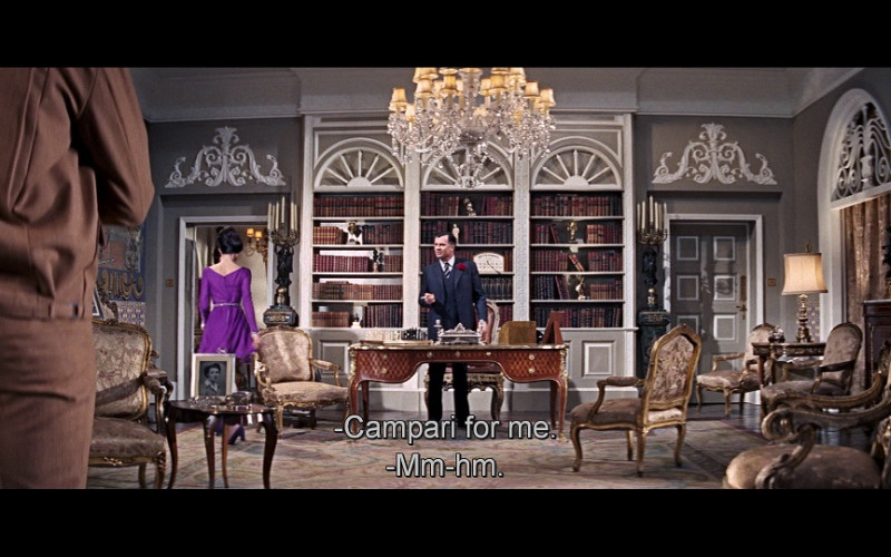 Campari in On Her Majesty's Secret Service (1969)