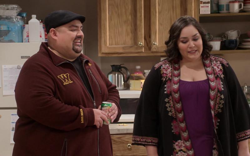 Canada Dry Drink of Gabriel 'Fluffy' Iglesias in Mr. Iglesias S03E01