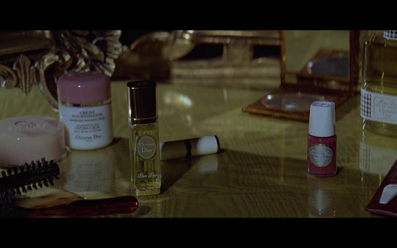 Christian Dior Cosmetics in Moonraker (1979)