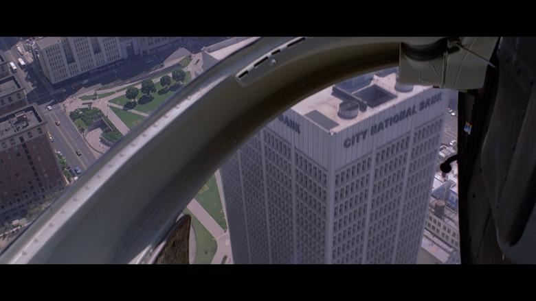 City National Bank in Moonraker (1979)