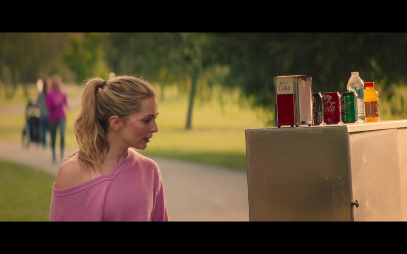 Coca-Cola And Sprite Soda Cans in All My Life (2020)