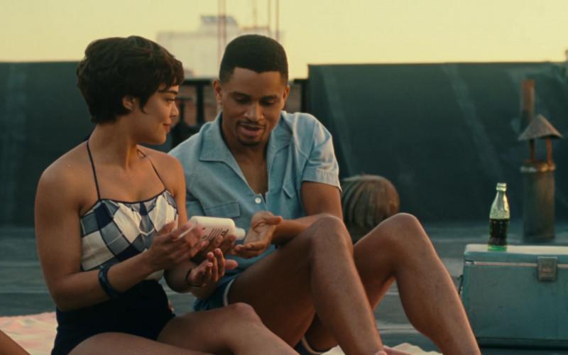 Coca-Cola Soda Bottle in Sylvie's Love Movie (1)