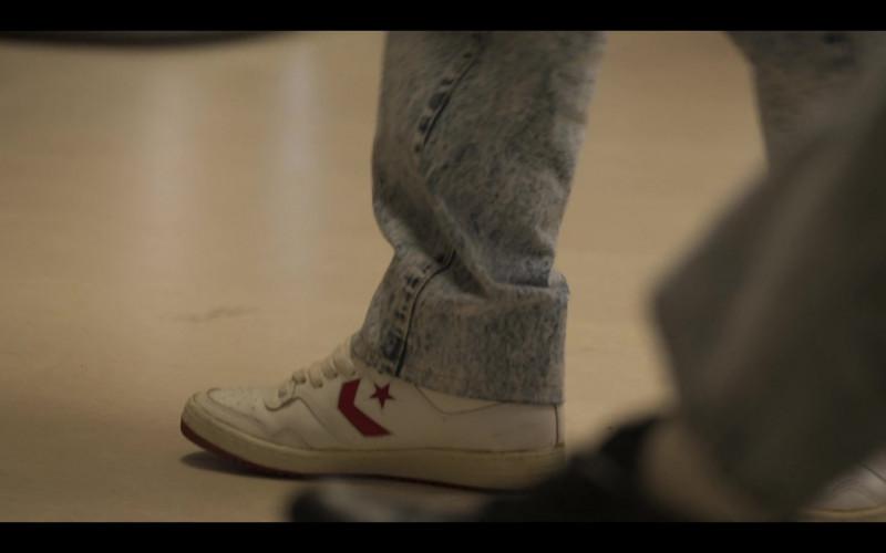 Converse Fastbreak Sneakers of Gabriel Chavarria as A.B. Quintanilla in Selena The Series S01E06 My Love (2020)