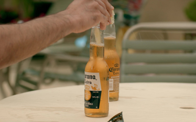 Corona Extra Beer Enjoyed by Ralph Macchio as Daniel LaRusso in Cobra Kai S02E04 (1)