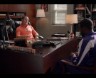 Dell Monitor of James Badge Dale as Coach Brad Simmons in Sa...