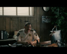 Dell Monitor of John Pirruccello as Sheriff Ray Royce in You...