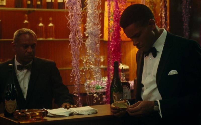 Dom Pérignon Champagne in Sylvie's Love (2020)