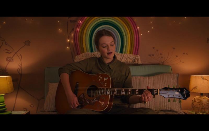 Epiphone Guitar of Jo Ellen Pellman as Emma Nolan in The Prom (1)
