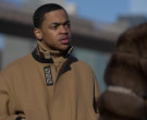 Fendi Men's Jacket (Coat) Worn by Michael Rainey Jr. as Tari...